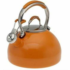I need this very badly. I have a new obsession with yogi tea and orange KitchenAid accessories!