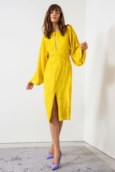 Jeffrey Dodd, Resort 2018 - The Most Pinterest Worthy Dresses From Resort 2018 - Photos