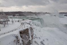Espectaculares imagenes de las Cataratas del Niagara.4