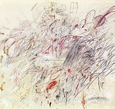 leda and the swan twombly - Google Search