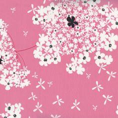 DC5579 Wild carrot pink blossoms petals spring garden flowers florals violet craft madrona road citrus