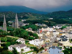Clifden, Ireland. A home away from home.