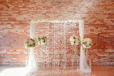 Contemporary Toronto Wedding with Pastels - MODwedding