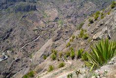 #Randonnée Santo Antao au #CapVert - La Balaguère Portugal, Cap Vert, Trek, Grand Canyon, Nature, Saints, Naturaleza, Natural, Scenery
