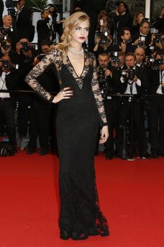 Cannes Day One: Nicole Kidman, Carey Mulligan, Freida Pinto, and More - The Cut