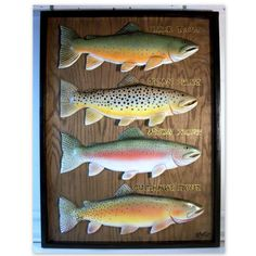 Fishing can be a great stress reliever. Find out more about fishing as a stress relieve, including tips on catching fish and staying safe. Fish Artwork, Fish Paintings, Fish Wood Carving, Wood Carvings, Original Artwork, Original Paintings, Fish Quilt, Wooden Fish, Driftwood Art