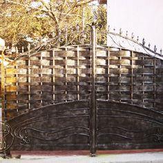 Cancello in ferro battuto Loreto
