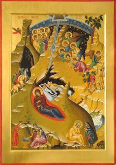 Η Γεννησις του Ιησου Χριστου. The Nativity of Jesus Christ.25 DEC