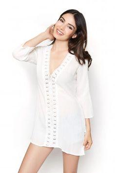 6b2b1c555ac Feminine and classy coverup you can wear year round Limitedhellip ...