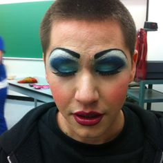 Drag Makeup by Melanie Mainse