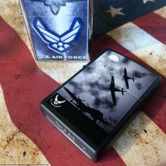 Soar with a United States Air Force Zippo lighter!  #Zippo #USAF #USAirForce #MadeInAmerica