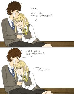 Astrid and Hiccup in Hogwarts, Part 9/9