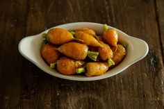Miso Curry Carrots recipe from Food52