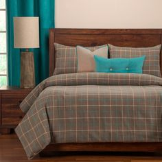 Thornhill Duvet Set by Siscovers - THOR-XDUCK6