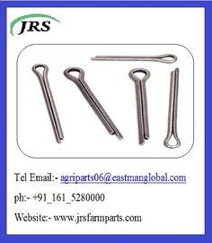 Split Pins #Tractorparts #JRSFarmparts #Splitpins