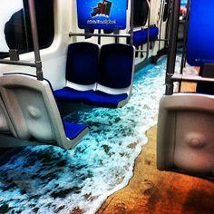 #athens #subway #advertisment