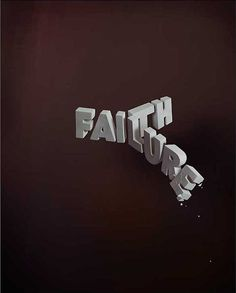 you choose your path [Faith & Failure (After a drawing by Mungo Thomson)  2002 | Florian Maier-Aichen]
