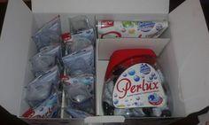 Paczuszka od @streetcom kampania pereł piorących Perlux :) #perlux #najskuteczniejszeperly