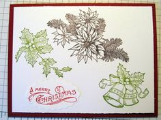 Bells and Boughs Index by galleryindex - Cards and Paper Crafts at Splitcoaststampers