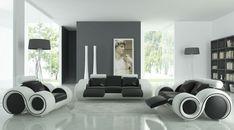 Wohnzimmermöbel modern - seien Sie im Schritt mit der Möbelmode