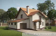 Проект дома №1532