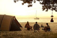 Camping Spot Ideas   Moreton Island #Brisbane