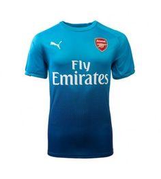 Billiga Arsenal Bortatröja 17-18 Kortärmad Arsenal Fc, Sports, Tops, Sport, Shell Tops, Arsenal F.c.