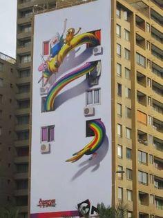 Presentiamo la nostra galleria di immagini di murales (espressione di arte…