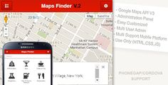 Buy Maps Finder App by mycodetemplates on CodeCanyon. Descriptions Maps Finder App is a navigation tool designed for helping people when travelling to different city for d. Mobile App Templates, Tool Design, Helping People, Maps, Coding, Blue Prints, Map, Cards