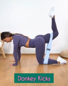 Fitness Workouts, Gym Workout Videos, Gym Workout For Beginners, Fitness Workout For Women, At Home Workouts, Fitness Motivation, Butt Workouts, Buttocks Workout, Slim Waist Workout