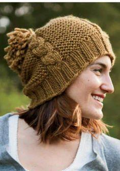 Free Knitting, Knitting Patterns, Crochet Patterns, Knit Picks, Circular Needles, Knitted Hats, Knit Crochet, Winter Hats, Fashion