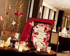 japanese wedding reception