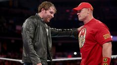 Raw 9/22/14: John Cena and Dean Ambrose get some Night of Champions payback