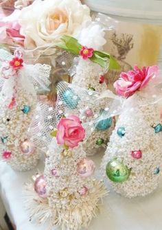 Pastel Christmas   via Michelle