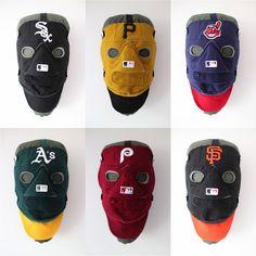 Shin Murayama, Extreme Cold Weather Face Masks, 2015