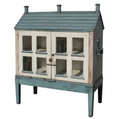 Would be cute for front yard lending library