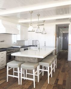 New kitchen project. New kitchen design ideas. New kitchen project. New kitchen project pictures and ideas. New kitchen project #Newkitchen #project Brooke Wagner Design