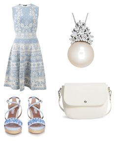 """""""Untitled #50"""" by livadams206 on Polyvore featuring Tabitha Simmons, Alexander McQueen and BP."""