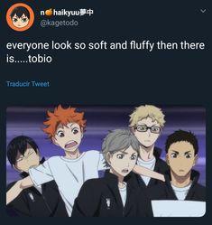 haikyuu memes everyone look so soft and uff - memes Haikyuu Kageyama, Haikyuu Manga, Kagehina, Manga Anime, Bts Anime, Haikyuu Funny, Haikyuu Fanart, Haikyuu Ships, Nishinoya