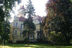 Oferty | Zespół pałacowo-parkowy w Ornontowicach, gm. Ornontowice, woj. Śląskie | Nieruchomości zabytkowe, pałace dwory - BE HAPPY - pałace i dworki na sprzedaż