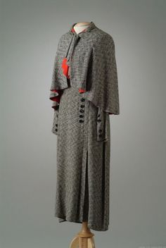 Ensemble    Peggy Hoyt, 1935    The Meadow Brook Hall Historic Costume Collection