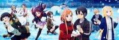All Anime, Manga Anime, Anime Life, Musaigen No Phantom World, Kirito Asuna, The Ancient Magus, Sword Art Online Kirito, Kaichou Wa Maid Sama, Animation Film
