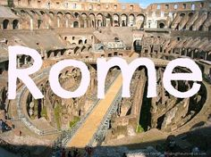 Things to Do in Rome  www.cruiserunners.com