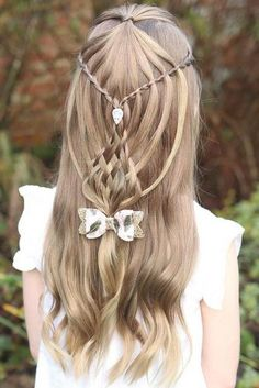 46 CUTE GIRLS HAIRSTYLES FOR YOUR LITTLE PRINCESS