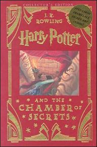 Harry Potter and the Chamber of Secrets (Harry Potter #2) (Collector's Edition)