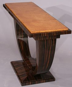 Hall Table by Kent Townsend