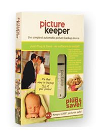 back up your pictures with the picture keeper