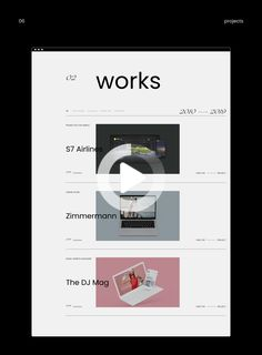 UPROCK — NEW WEBSITE on Behance #webdesigns #websitedesign Creative Web Design, Web Design Tips, Web Design Tutorials, Design Ideas, Pinterest Website, Behance, Layout, Gallery