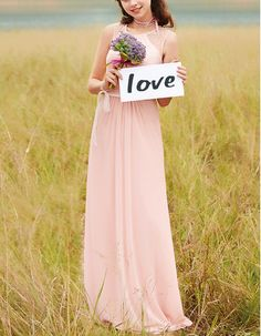Find discount sleeveless floor length chiffon bridesmaid, prom dresses, bridesmaid dresses, wedding party dresses at discount prices