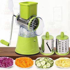 Cheap manual vegetable cutter, Buy Quality vegetable cutter directly from China slicer tool Suppliers: DUOLVQI Manual Vegetable Cutter Slicer Kitchen Accessories Multifunctional Round Mandoline Slicer Potato Cheese Kitchen Gadgets Mandoline, Kitchen Tools, Kitchen Gadgets, Kitchen Appliances, Kitchen Dining, Cooking Gadgets, Wine Gadgets, Smart Kitchen, Kitchen Shelves